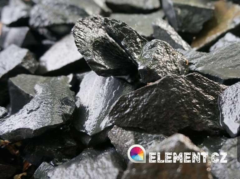 Šungit – záhadný kámen z Karélie