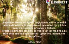 Citáty štěstí – Anne Frank