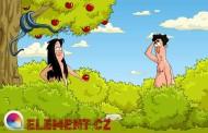 Eva a Adam